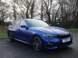 2020 BMW 320d M Sport Touring (Blue) - Image: 5