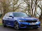 2019 BMW 320d M Sport Touring (Blue) - Image: 1