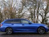 2019 BMW 320d M Sport Touring (Blue) - Image: 3