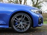 2019 BMW 320d M Sport Touring (Blue) - Image: 4