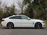2019 BMW 420i M Sport Gran Coupe (White) - Image: 2