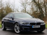 2019 BMW 420i M Sport Gran Coupe (Blue) - Image: 1