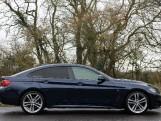 2019 BMW 420i M Sport Gran Coupe (Blue) - Image: 3