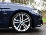 2019 BMW 420i M Sport Gran Coupe (Blue) - Image: 4
