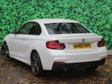 2019 BMW 218i M Sport Coupe (White) - Image: 2