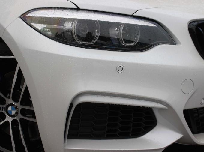 2019 BMW 218i M Sport Coupe (White) - Image: 11