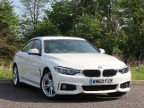 2020 BMW 420i M Sport Gran Coupe (White) - Image: 1