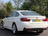 2020 BMW 420i M Sport Gran Coupe (White) - Image: 2