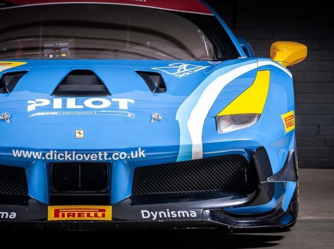 2019 Ferrari V8 GTB F1 DCT 2-door (Blue) - Image: 7