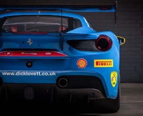 2019 Ferrari V8 GTB F1 DCT 2-door (Blue) - Image: 10