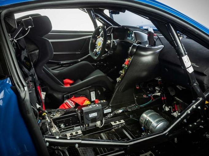 2019 Ferrari V8 GTB F1 DCT 2-door (Blue) - Image: 17