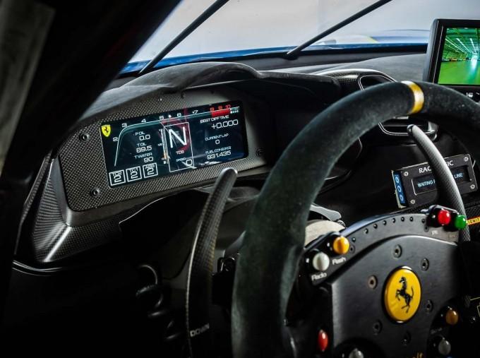 2019 Ferrari V8 GTB F1 DCT 2-door (Blue) - Image: 18