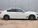 2019 BMW 530e M Sport iPerformance Saloon (White) - Image: 3