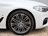2019 BMW 530e M Sport iPerformance Saloon (White) - Image: 4