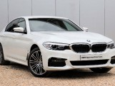 2019 BMW 530e M Sport iPerformance Saloon (White) - Image: 13