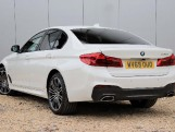 2019 BMW 530e M Sport iPerformance Saloon (White) - Image: 28