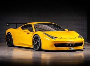 2012 Ferrari 458 Italia Auto Seq 2-door