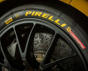 2012 Ferrari Italia Auto Seq 2-door (Yellow) - Image: 14
