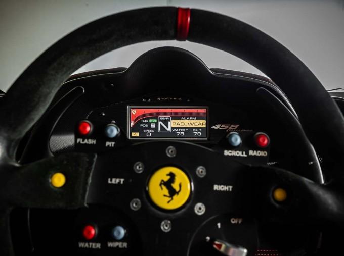 2012 Ferrari Italia Auto Seq 2-door (Yellow) - Image: 18