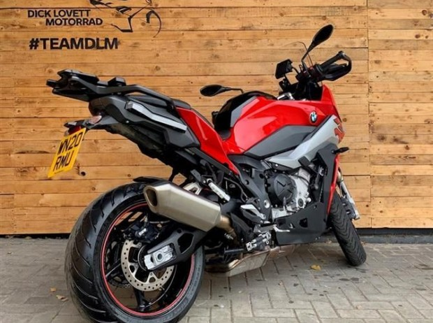 2020 BMW S1000XR Unlisted Unknown (Red) - Image: 3