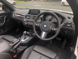 2020 BMW 218d M Sport Convertible (White) - Image: 9
