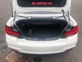 2020 BMW 218d M Sport Convertible (White) - Image: 16