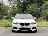 2020 BMW 218d M Sport Convertible (White) - Image: 19