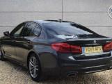 2019 BMW 520d M Sport Saloon 4-door Diesel Auto (190 ps) (Grey) - Image: 2