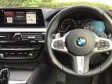 2019 BMW 520d M Sport Saloon 4-door Diesel Auto (190 ps) (Grey) - Image: 8