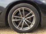 2019 BMW 520d M Sport Saloon 4-door Diesel Auto (190 ps) (Grey) - Image: 14