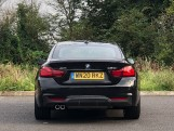 2020 BMW 420i xDrive M Sport Gran Coupe Auto (Black) - Image: 15