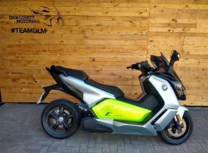 BMW C evolution Plus