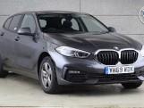 2019 BMW 116d SE (Grey) - Image: 1