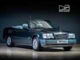 1994 Mercedes-Benz E320 Cabriolet 2-door (Grey) - Image: 1