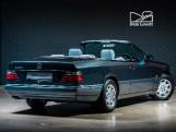 1994 Mercedes-Benz E320 Cabriolet 2-door (Grey) - Image: 2