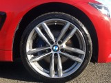 2019 BMW 420d xDrive M Sport Coupe (Red) - Image: 14