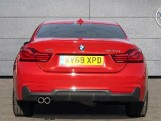 2019 BMW 420d xDrive M Sport Coupe (Red) - Image: 15