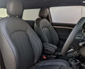2020 MINI 3-door Cooper Exclusive (Red) - Image: 10