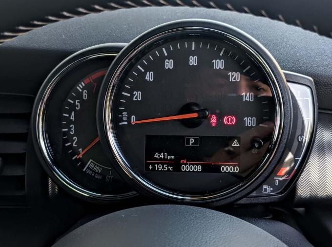 2020 MINI 3-door Cooper Exclusive (Red) - Image: 26