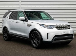2020 Land Rover Discovery SDV6 (306hp) SE 5-door