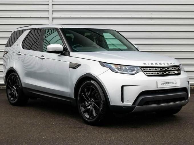 2020 Land Rover SD V6 SE Auto 4WD 5-door (Grey) - Image: 1