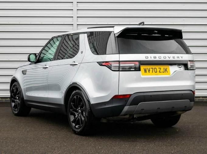 2020 Land Rover SD V6 SE Auto 4WD 5-door (Grey) - Image: 2