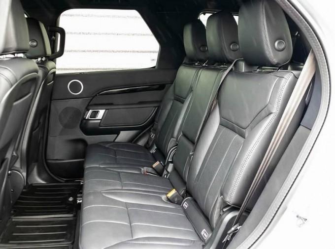 2020 Land Rover SD V6 SE Auto 4WD 5-door (Grey) - Image: 4
