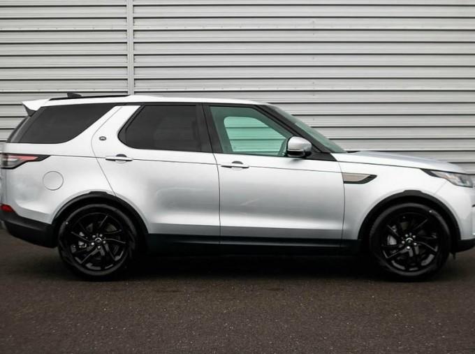 2020 Land Rover SD V6 SE Auto 4WD 5-door (Grey) - Image: 5
