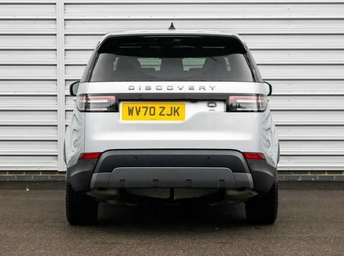 2020 Land Rover SD V6 SE Auto 4WD 5-door (Grey) - Image: 6