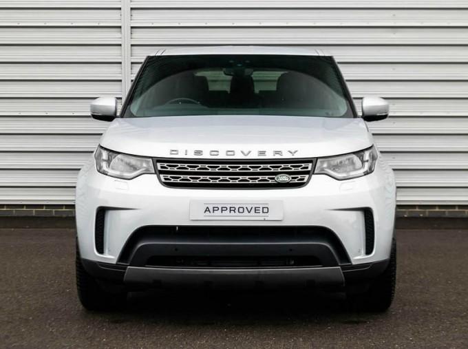 2020 Land Rover SD V6 SE Auto 4WD 5-door (Grey) - Image: 7