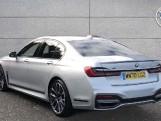 2020 BMW 740d xDrive M Sport Saloon (Silver) - Image: 2