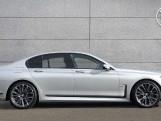 2020 BMW 740d xDrive M Sport Saloon (Silver) - Image: 3