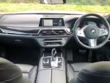 2020 BMW 740d xDrive M Sport Saloon (Silver) - Image: 4
