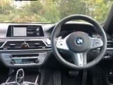2020 BMW 740d xDrive M Sport Saloon (Silver) - Image: 8
